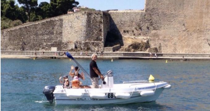Rental yacht Collioure - Dipol Class Cala 450 on SamBoat