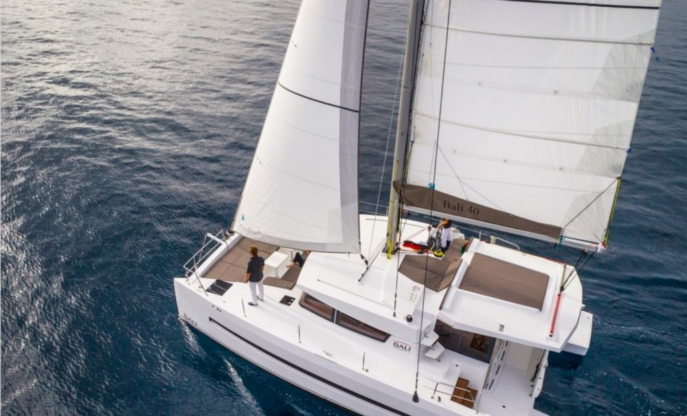 Rent a Bali Catamarans Bali 4.0 Port-Vendres