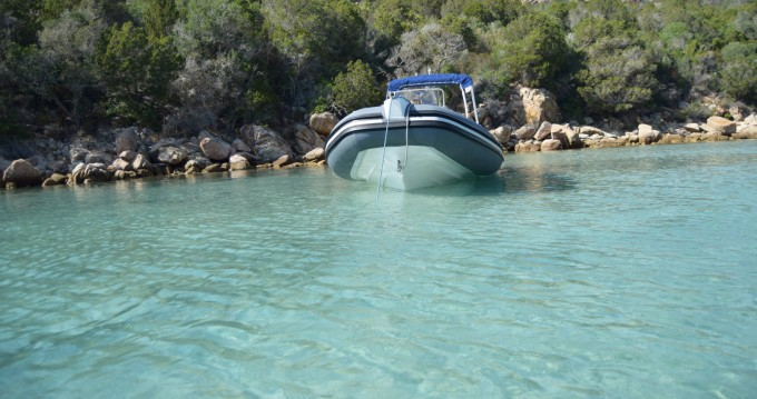Rental yacht Ajaccio - Capelli Tempest 625 on SamBoat