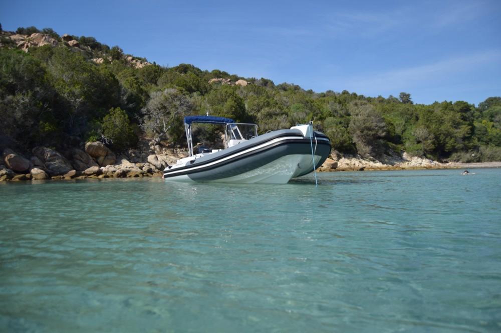 Boat rental Ajaccio cheap Tempest 625