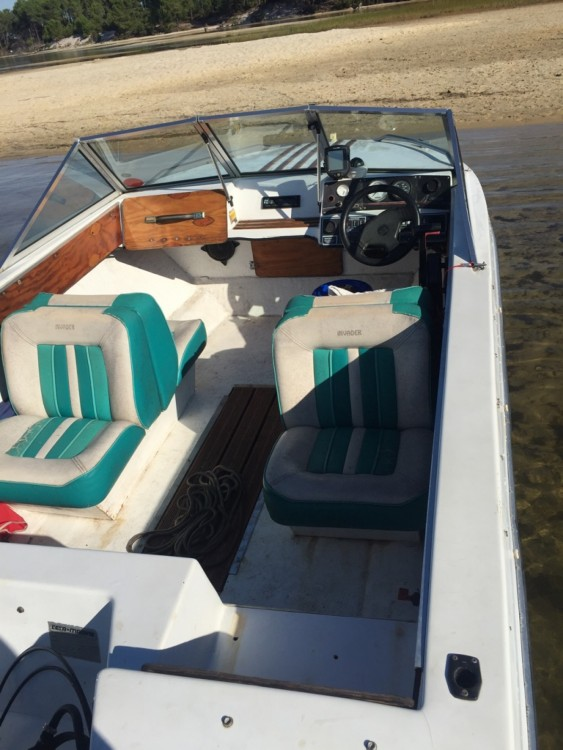 Hire Motor boat with or without skipper Invader Saint-Nazaire