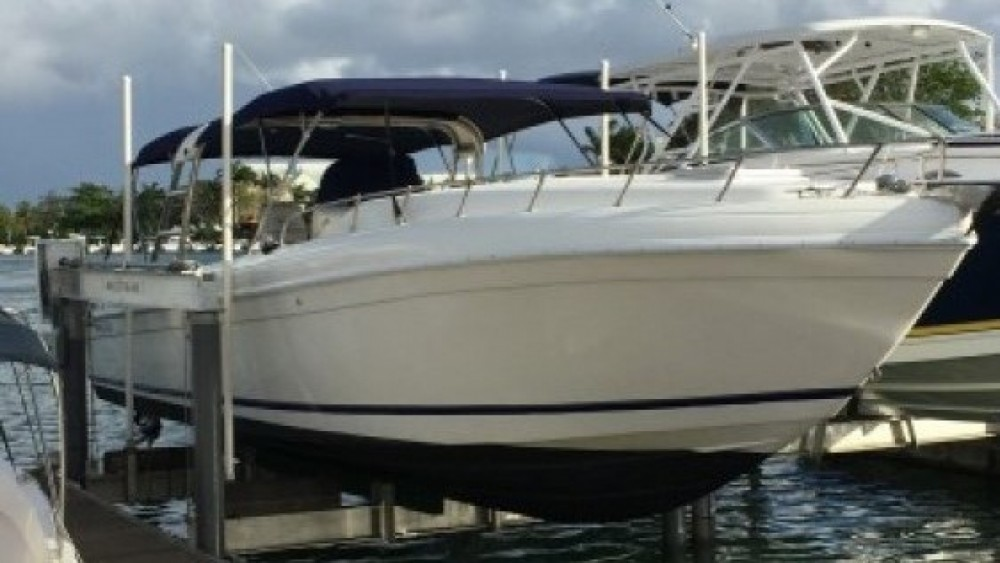 Rental Motor boat in  - Forboat 37 PIEDS