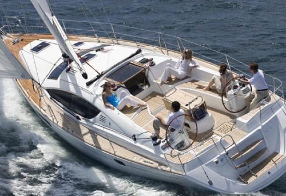 Rental yacht Benalmádena - Jeanneau Sun Odyssey 42 DS on SamBoat