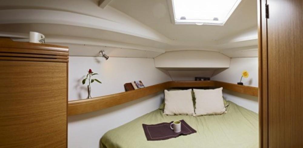 Boat rental Benalmádena cheap Sun Odyssey 42 DS