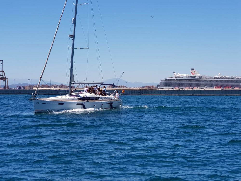 Rental Sailboat in Benalmádena - Jeanneau Sun Odyssey 42 DS