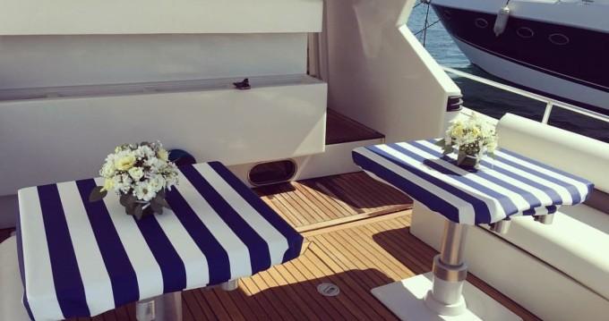 Boat rental Gallipoli cheap 52 s
