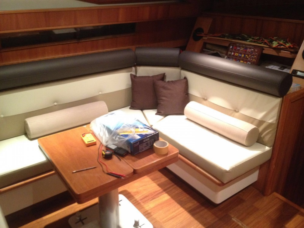 Yacht for rent San Foca at the best price