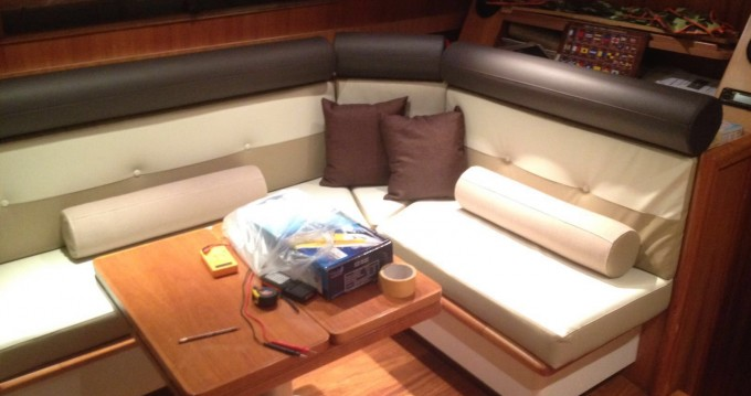 Pershing 52 s  between personal and professional Gallipoli