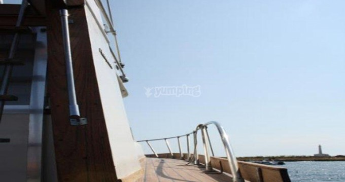 Hire Yacht with or without skipper Posillipo Gallipoli
