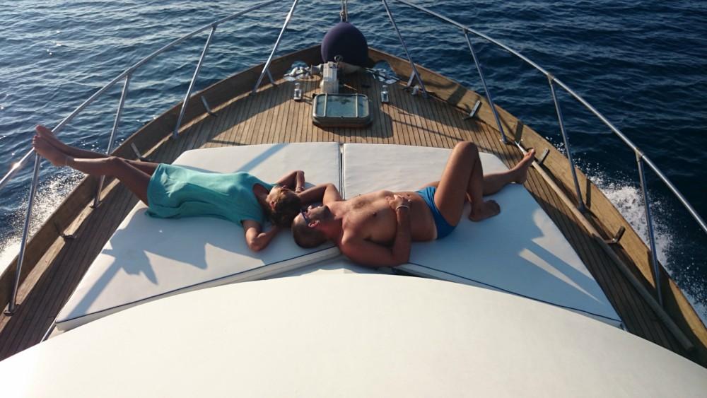 Boat rental Posillipo ANTIGUA 38 FLY in  on Samboat