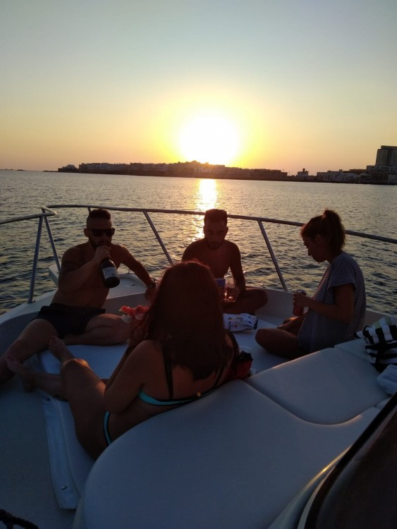 Hire Motor boat with or without skipper ZGROUP Gallipoli