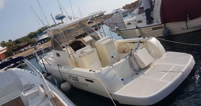 Boat rental ZGROUP F300 BLUTIME in Gallipoli on Samboat