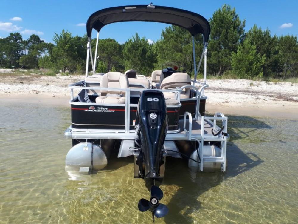 Boat rental Sanguinet cheap Bass Buggy 18