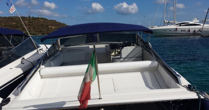 Rental yacht Porto Rotondo - Tornado 38 on SamBoat