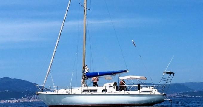 Boat rental Ajaccio cheap Kirk