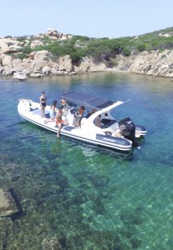 Boat rental Campomoro cheap Mac mariner 830