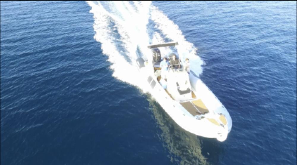 Rental yacht Campomoro - Marco Mac mariner 830 on SamBoat