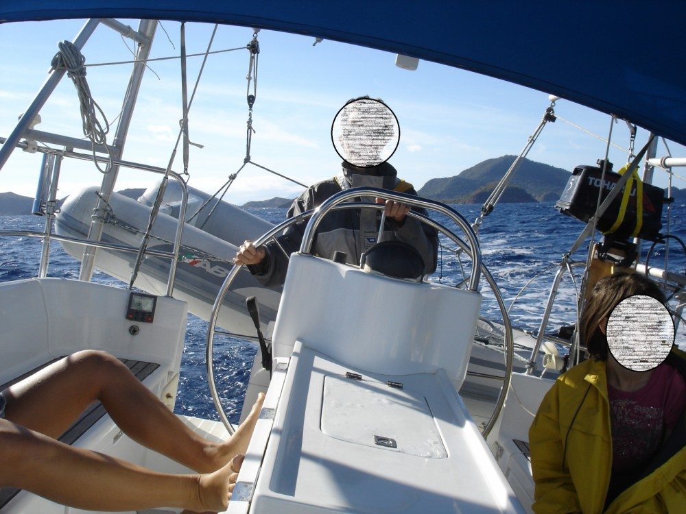 Rental Sailboat in Pointe-à-Pitre - Gibert Marine Gib Sea 464