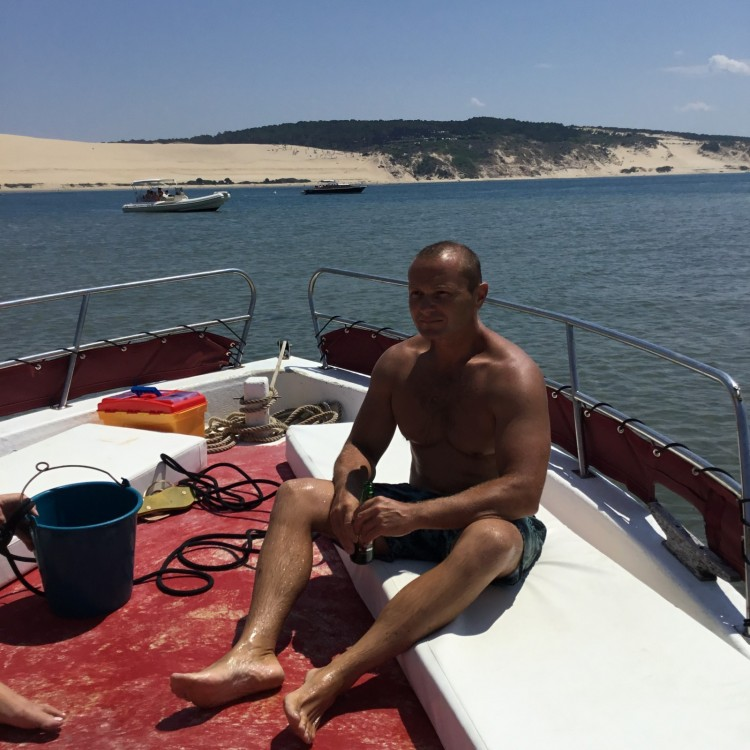 Lacaze 8,6m between personal and professional Lège-Cap-Ferret