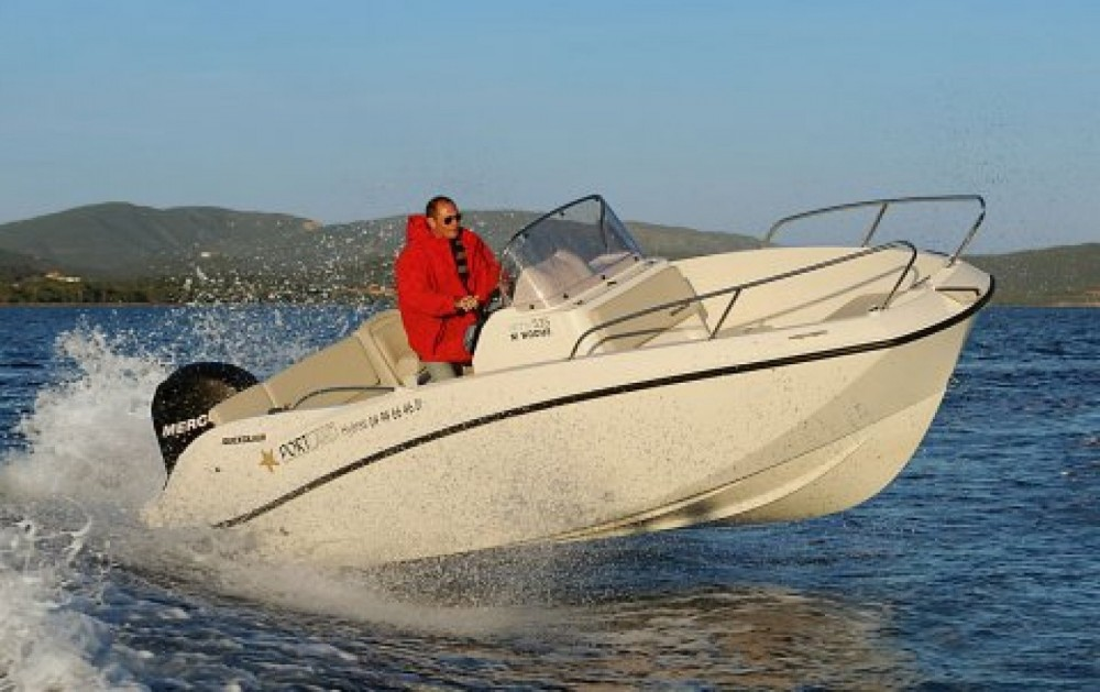 Rental yacht Arcachon - Quicksilver Quicksilver 535 Open on SamBoat
