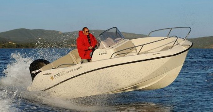 Rental yacht Arcachon - Quicksilver Quicksilver 535 Open on SamBoat
