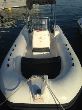 RIB for rent La Madrague at the best price