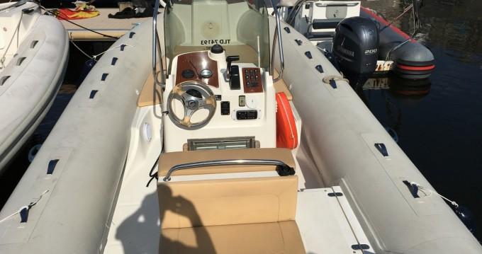 Boat rental Marseille cheap Tempest 770