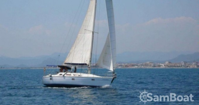 Boat rental Frioul Islands cheap Sun Dance 36