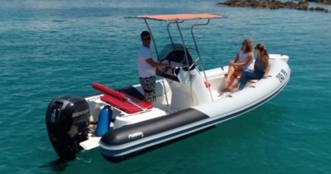 Rent a Ris Marine 599 RM Vrsar