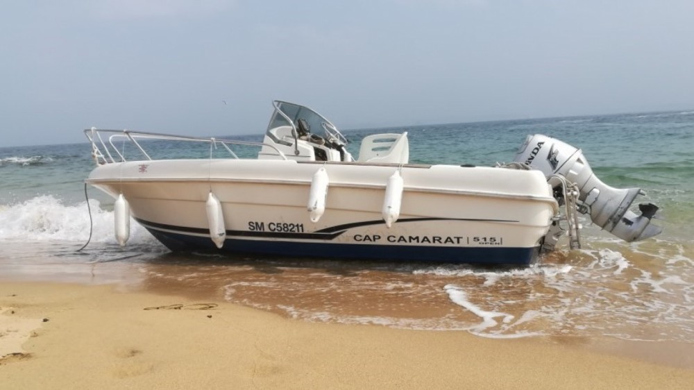 Motor boat for rent Saint-Malo at the best price