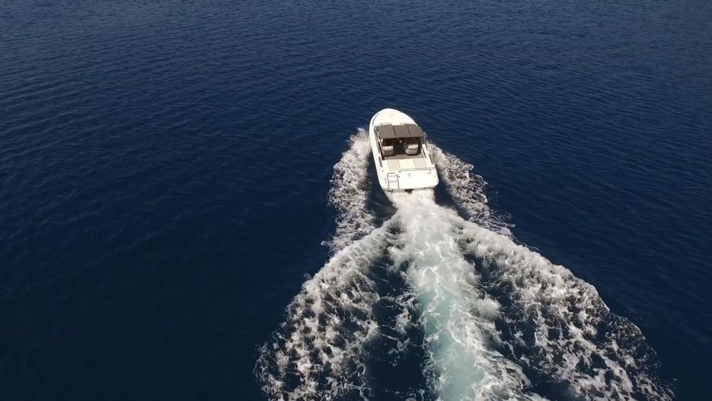 Rental yacht Dubrovnik - Sea Ray Sea Ray 180 CB on SamBoat