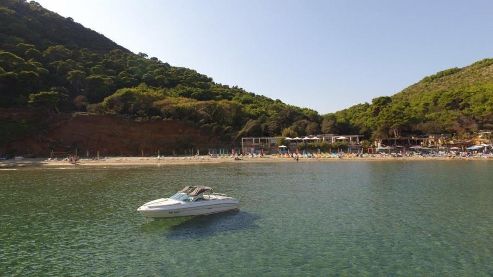 Boat rental Dubrovnik cheap Sea Ray 180 CB