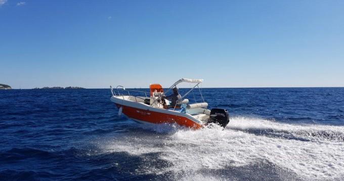 Rental yacht Dubrovnik - Blu-Blu Rascala 17 on SamBoat
