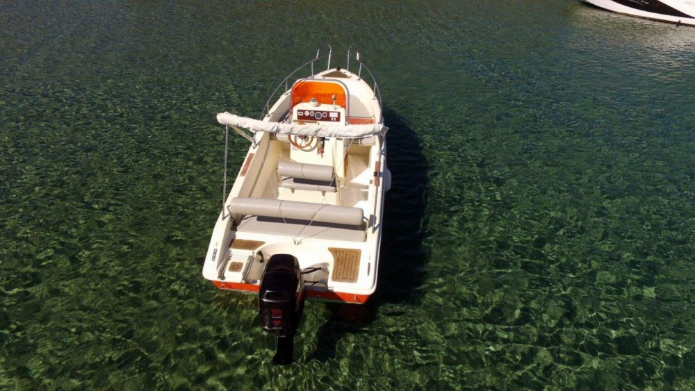 Hire Motor boat with or without skipper Blu-Blu Dubrovnik