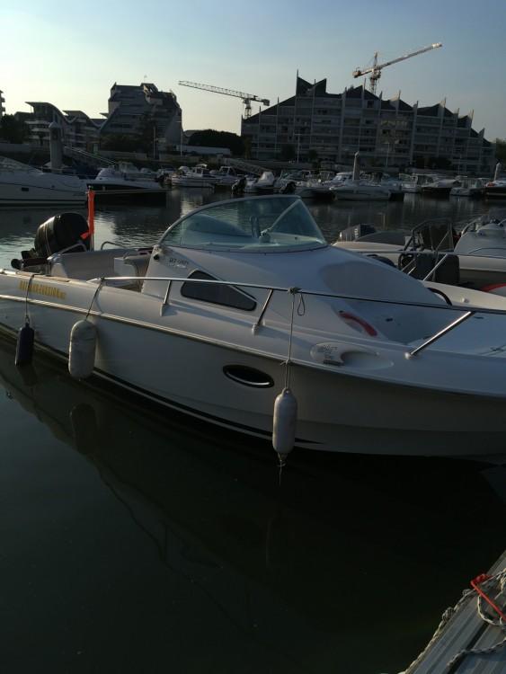 Boat rental La Baule-Escoublac cheap Flyer 750 WA