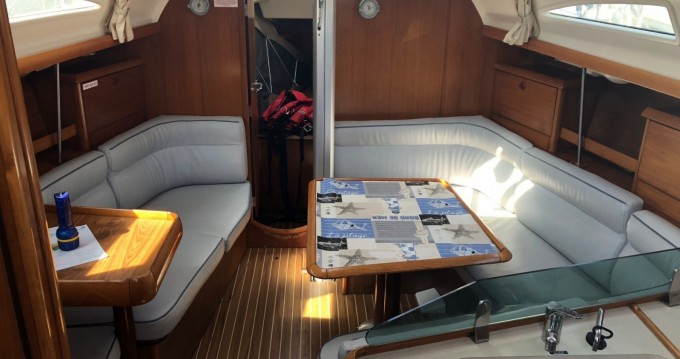 Jeanneau Sun Fast 37 between personal and professional Port-Haliguen