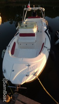 Hire RIB with or without skipper Zar Hyères