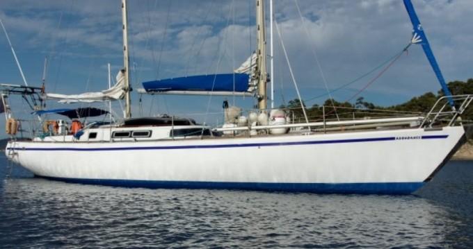 Hire Sailboat with or without skipper Etudes de Carènes Hyères