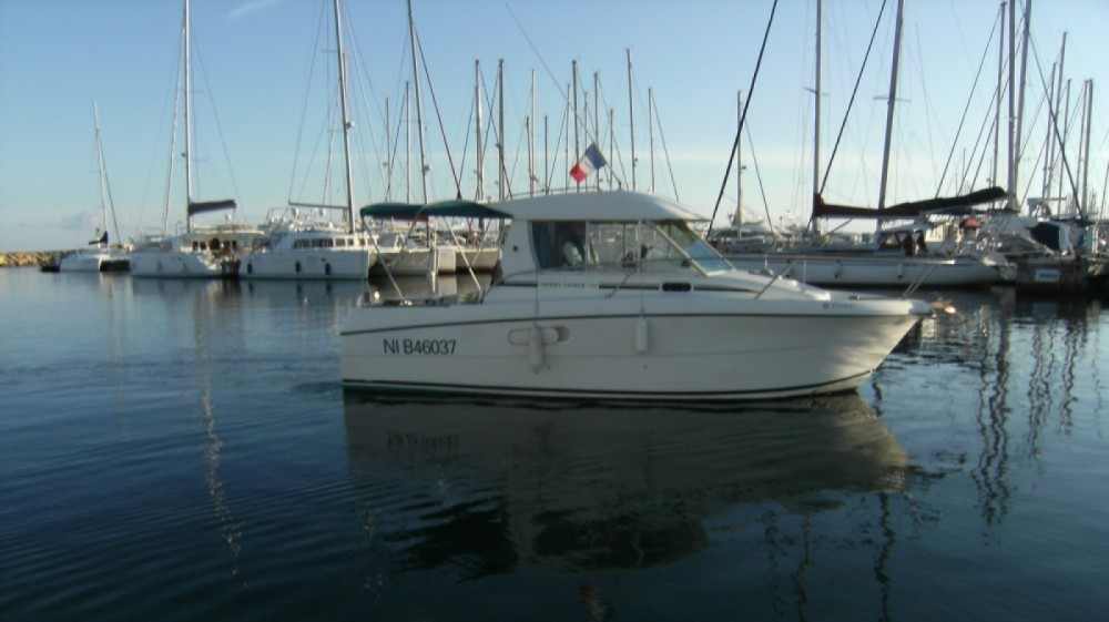 Rental yacht Hyères - Jeanneau Merry Fisher 750 Cruiser on SamBoat