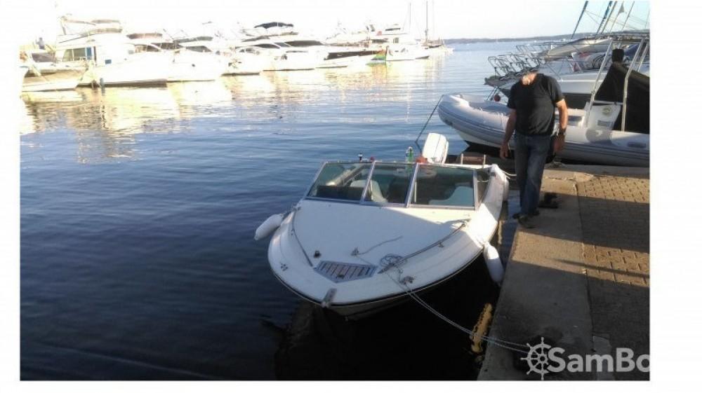 Boat rental Hyères cheap Sea Ray 160 CB
