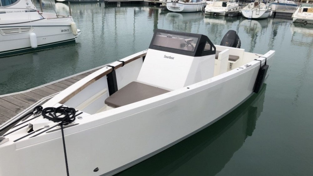 Rental yacht La Rochelle - Smarboat Smartboat 23 on SamBoat