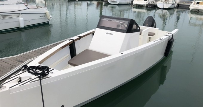 Smarboat Smartboat 23 between personal and professional La Rochelle