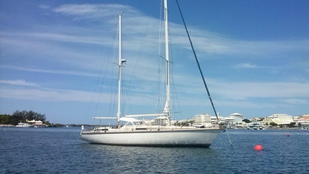 Rental Sailboat in Port des Minimes - Amel Super Maramu 2000
