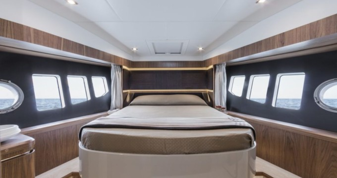 Boat rental Palma de Mallorca cheap Absolute 52 Fly