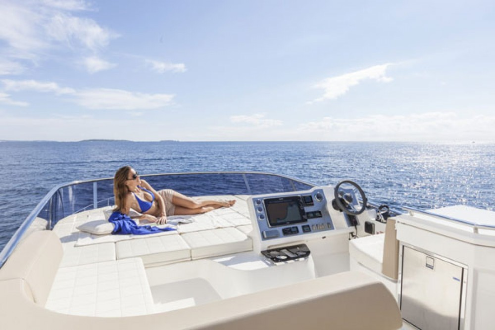 Absolute Yachts Absolute 52 Fly between personal and professional Palma
