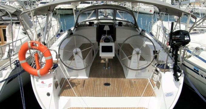 Hire Sailboat with or without skipper Bavaria Le Marin