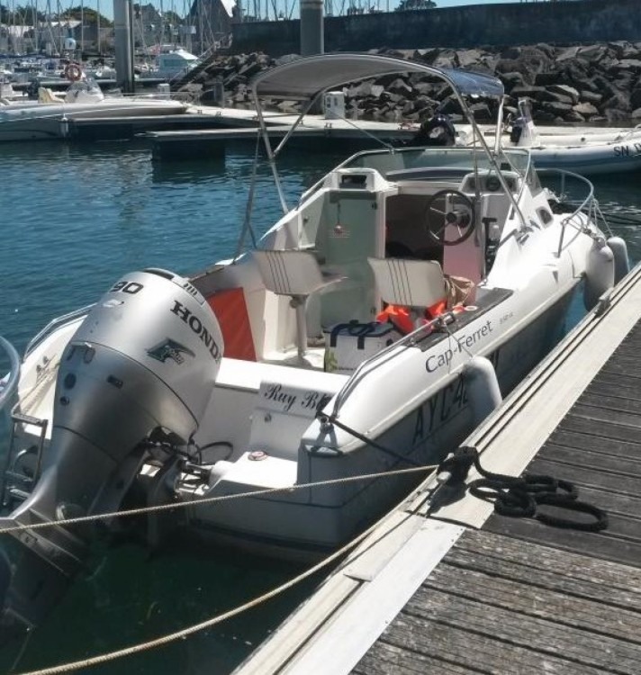 Hire Motor boat with or without skipper B2 Marine Le Pouliguen