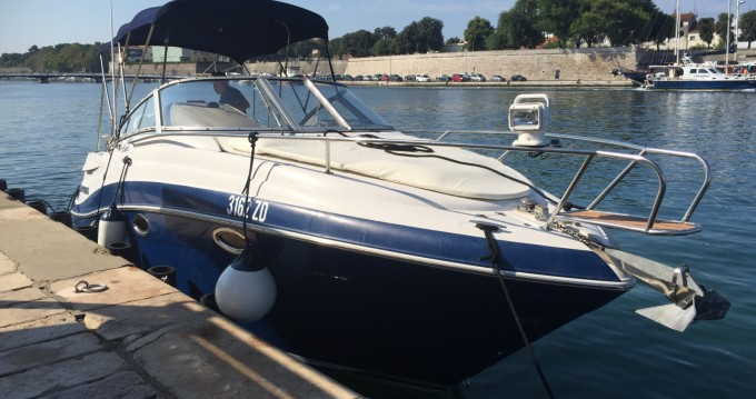 Hire Motorboat with or without skipper Four Winns Zadar