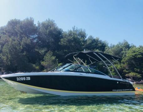 Boat rental Zadar cheap SL 242