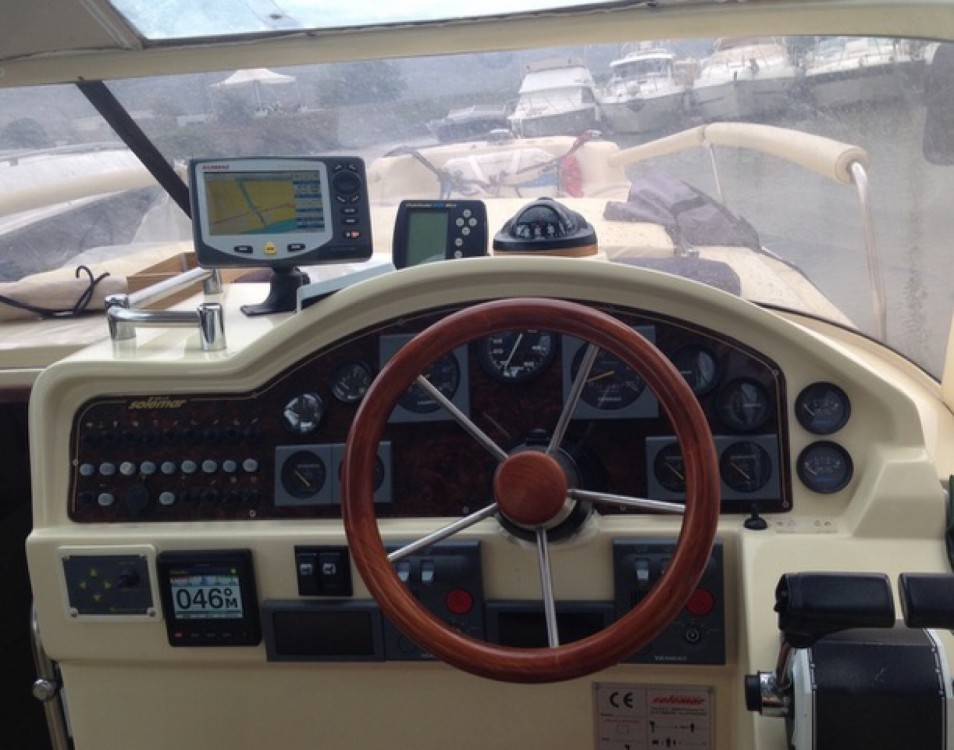 Hire RIB with or without skipper Solemar Porto Badino